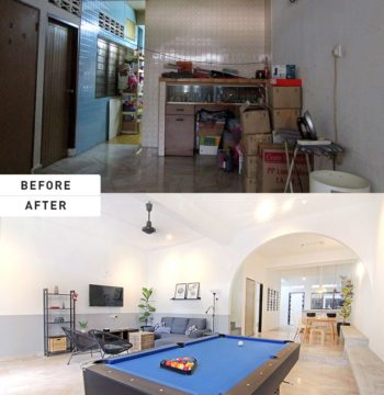 jiren58-guesthouse-taiping-airbnb-homestay-before-after-living