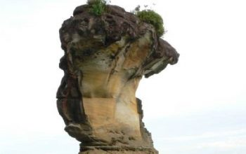 Bako-National-Park-Sea Stack