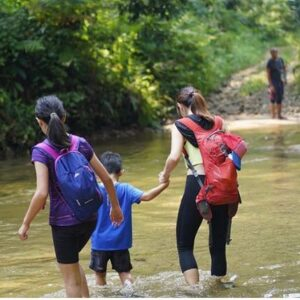 Dusun Bonda Family Activity